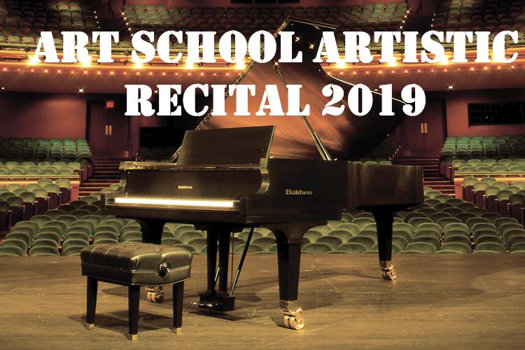 Artistic School of Music Recital 2019